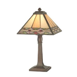 Dale Tiffany Slayter Accent Lamp