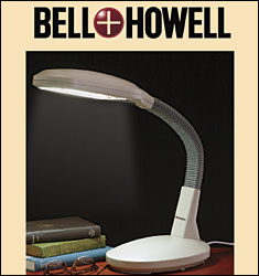 Bell & Howell® Sunlight Lamp