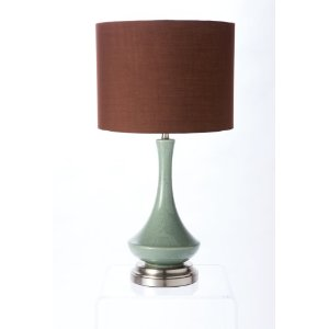 Jade Battery Operated Cordless Table Lamp