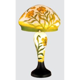 Galle Day Lily Lamp Table Lamps