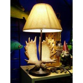 Moose Antler Horn Desk Lamp Antler Lamps