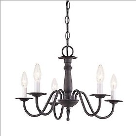 Sea Gull Lighting 3121-72 Traditional Chandelier